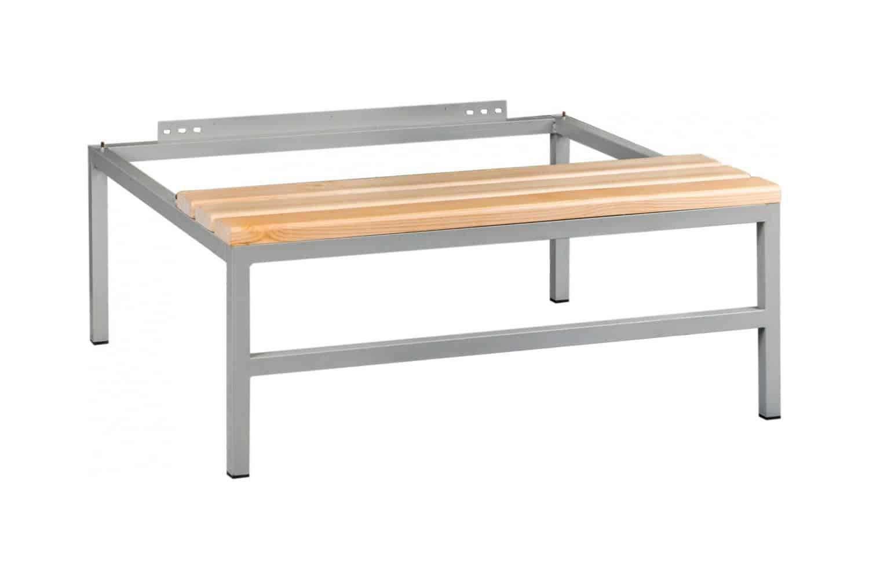 skami podstavki komplektuyushchie - Односекционный металлический шкаф гардеробный МПИ-118 (300)