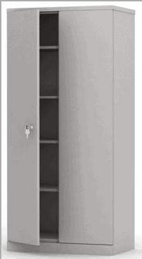 metallicheskij arhivnyj shkaf mpi 428 800 - Металлический архивный шкаф МПИ-428 (800)