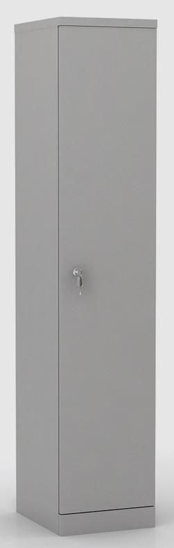 mpi 418379 novyy - Односекционный металлический архивный шкаф МПИ-418 (400)